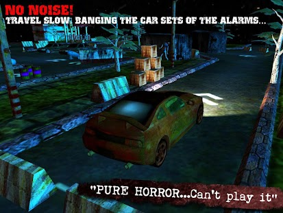 Parking Dead Car Zombie Land Android Apps On Google Play