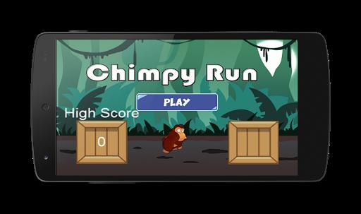 Chimpy Run