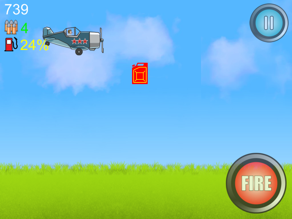Amazing Planes - Fly Aircraft - screenshot