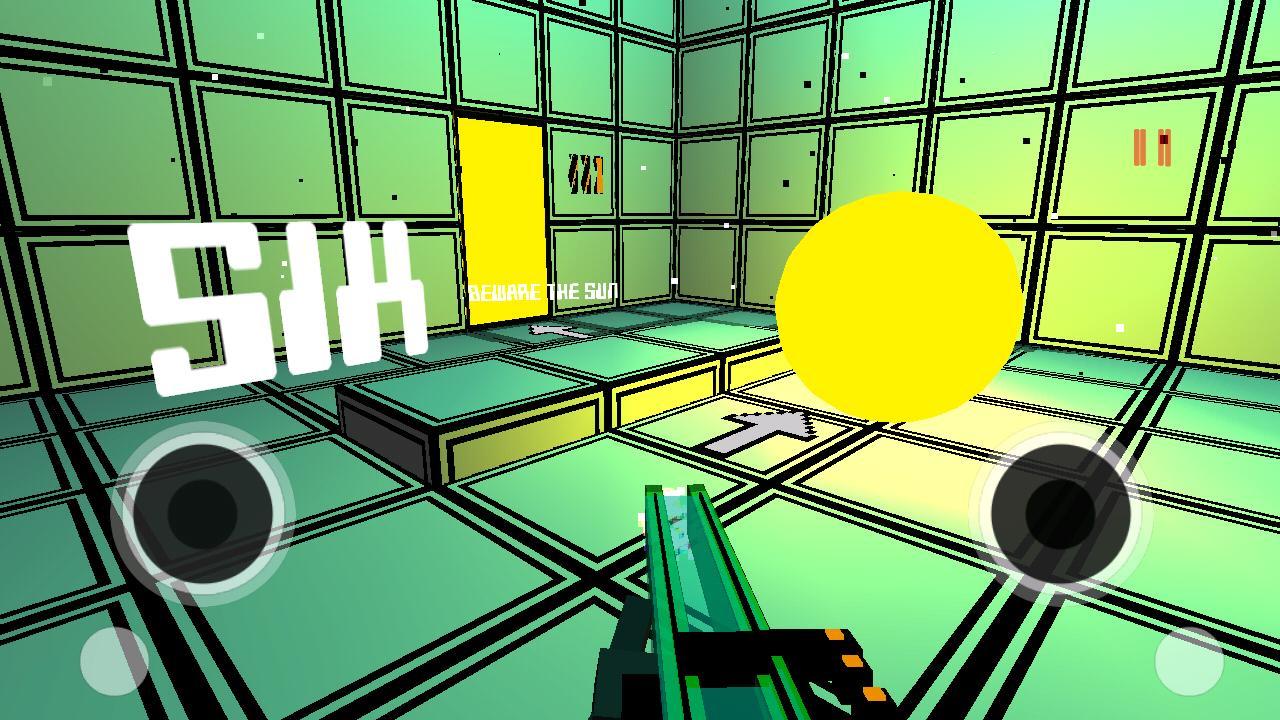 Nex (demo) - screenshot