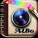 ALBO 稼げるデコカメラ icon