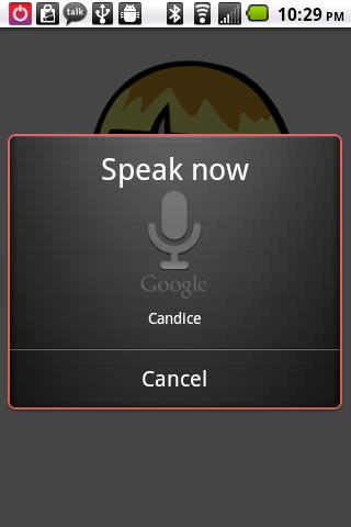 Voice-Active Knock-Knocks Lite- screenshot
