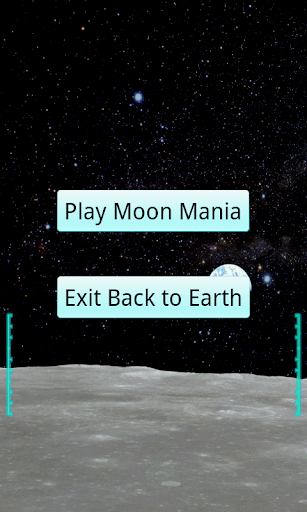 Moon Mania Space Math Game