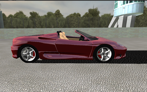Drift Racing Simulator