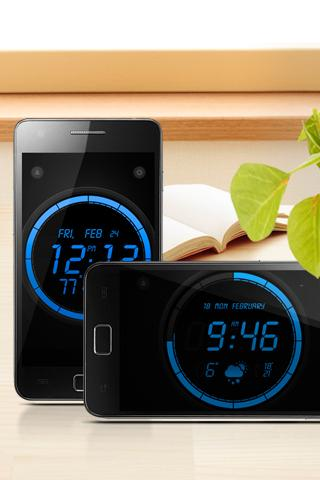 Wave Alarm - Alarm Clock - screenshot