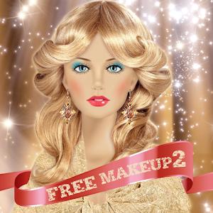 Barbie Makeup,Hairstyle,Dress!