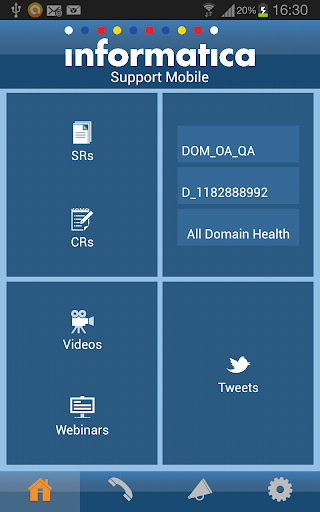 Informatica Support Mobile
