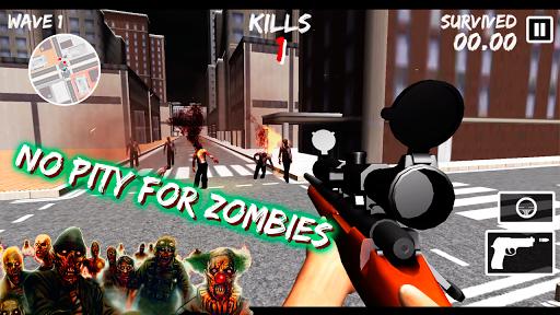 Zombie Sniper Game 1.08 screenshots 15