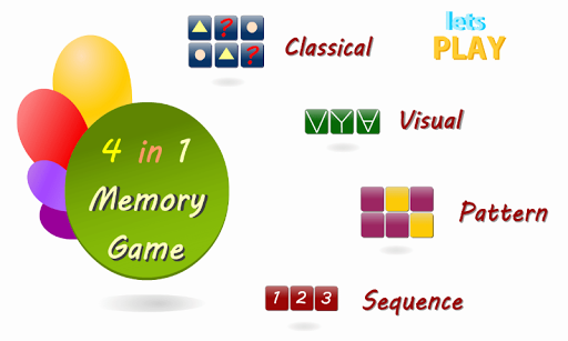 Memory Game For Adults.