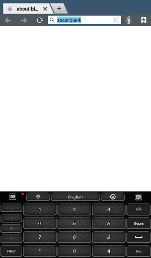 玩個人化App|GO键盘商务黑免費|APP試玩