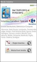 Screenshot of Mondo Volantino