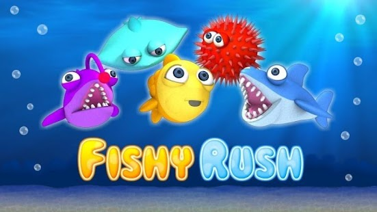 Fishy Rush- screenshot thumbnail