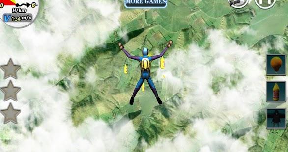 跳降落傘 - 你只活一次