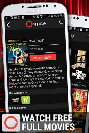 OVGuide - Free Movies & TV 3.3 screenshot 555001