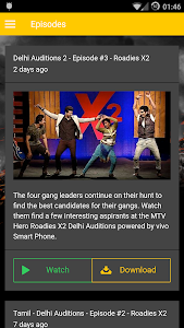 MTV Roadies Torrentz v1.2