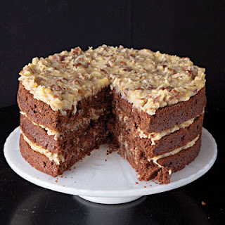 Saveur German Chocolate Cake