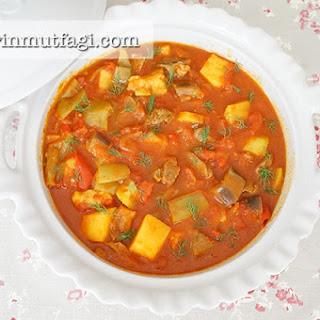 Traditional Turkish Stew.