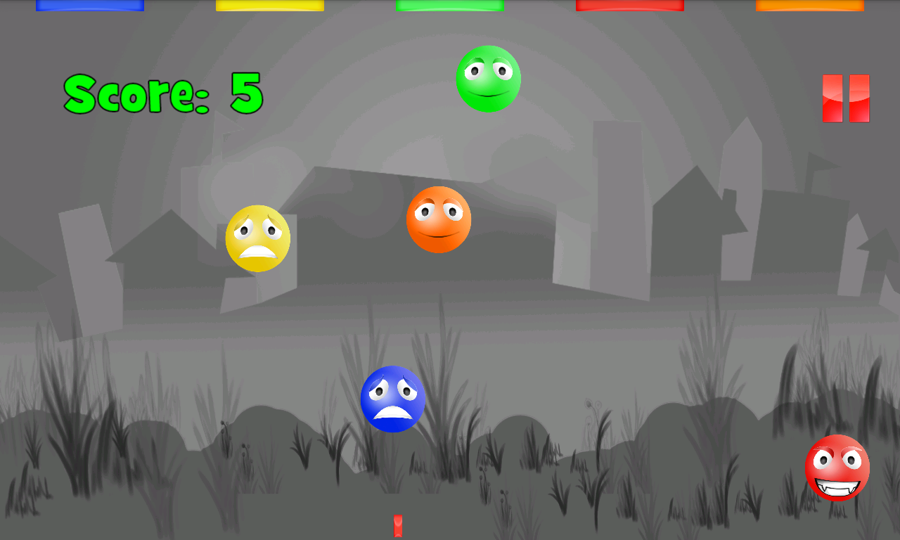 emojiball gameplay2