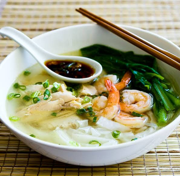 10 Best Chinese Rice Noodle Soup Recipes