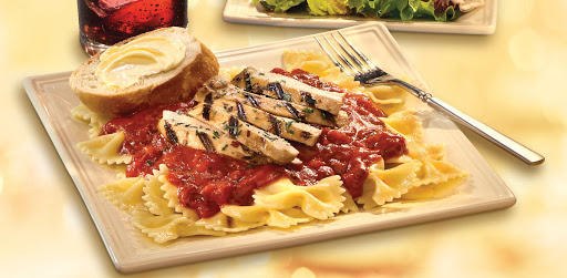 Farfalle With Marinated Grilled Chicken