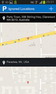 WheresMyCar: Find Your Car - screenshot thumbnail