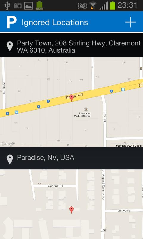 WheresMyCar: Find Your Car - screenshot