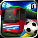 Soccer Fan Bus Driver 3D icon