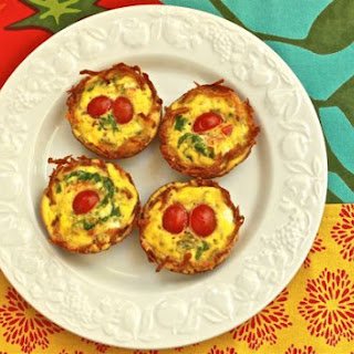 Potato Cup Frittata.