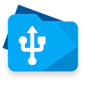 USB OTG File Manager for Nexus icon