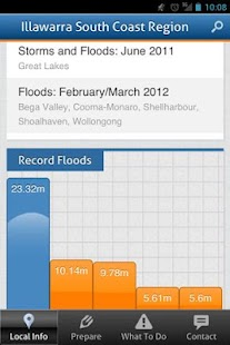 SES FloodSafe- screenshot thumbnail