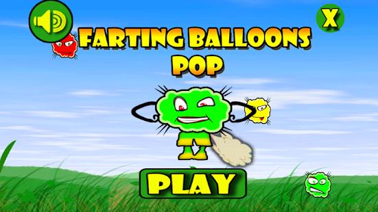 屁粉碎 - 幼儿气球
