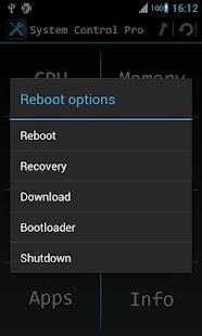 System Control Pro - screenshot thumbnail