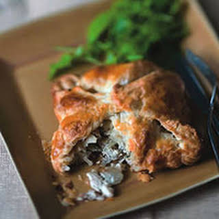 Chicken and Pear Turnovers.
