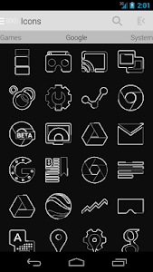 LINEA - Icon Pack v3.6