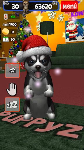 PuppyZ あなたのバーチャルペットのクリスマス