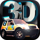 3D Race Game Deep Forest