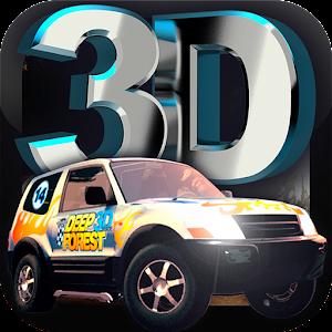 深森林3D賽事 賽車遊戲 App Store-癮科技App