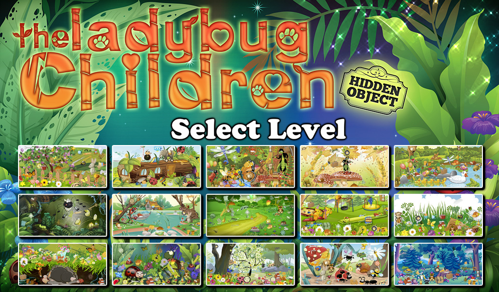 The Ladybug Children- screenshot