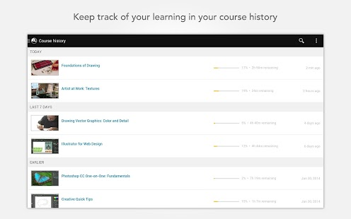 Lynda - Online Training Videos Screenshot 21