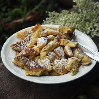 Austrian Kaiserschmarrn with Elderflowers Recipe