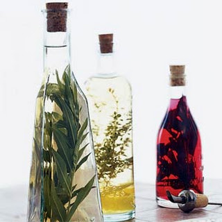 Lemon Verbena Vinegar.