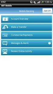 ABTexas.com Mobile Banking- screenshot thumbnail