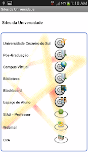 Universidade Cruzeiro do Sul - screenshot thumbnail