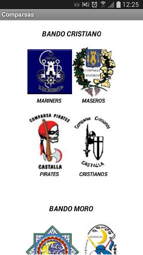 Moros y Cristianos Castalla
