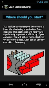 Lean Manufacturing Lite - screenshot thumbnail