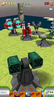 TowerMadness: 3D Tower Defense- screenshot thumbnail