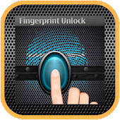iOS 7 Fingerprint Lock Screen