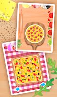 Screenshot of Pizza Maker Kids -Cooking Game