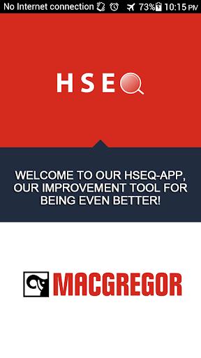 MacGregor HSEQ