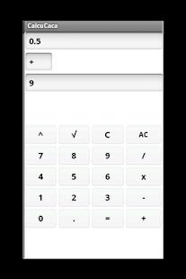 CalcuCaca- screenshot thumbnail